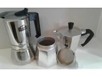 Italian Espresso Coffee Makers - One Bialetti - One Vev Vigano