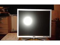 2 LCD Monitors £60