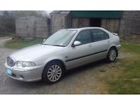 Rover 45 - Very Reliable