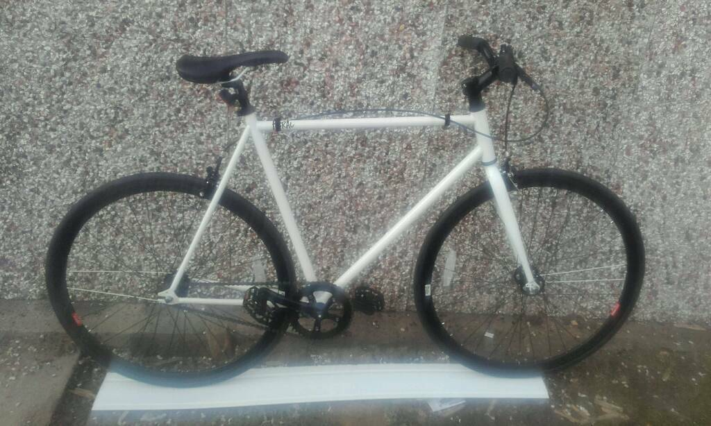 "Cheap single speed bikein Bilborough, NottinghamshireGumtree - Cheap single speed. 22"" frame. Fully Serviced. Collection wollaton. Local delivery available for fuel. The bikes available use other items below"