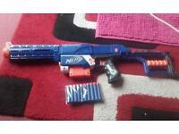 NERF RETALIATOR BLASTER GUN