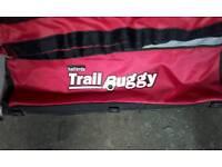 Trail bike buggy