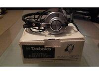 Technics studio headphones