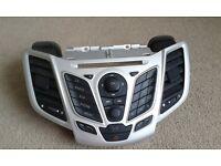 Ford Fiesta Radio/Stereo Control Panel