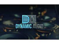Sub & Amp, Speaker, Fitting/installation, Custom Boxes, Custom Fabrications, Reverse Camera, HID,LED
