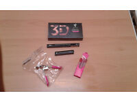 Younique Cosmetic Bundle - 3D Fibre lashes, brow kit, lip gloss & eyelash curlers