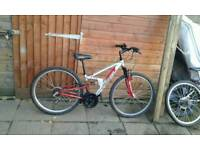 Fs26 mountain bike