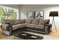 luxurious comfy brand new corner sofa