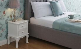 A BRAND NEW Bedside table for sale