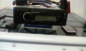 Car. Radio