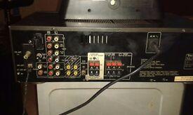 5.1 av amp reciever