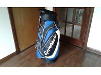 Taylormade golf bag as new