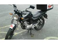 Yamaha ybr 125. Looking to px with cash on top toward another 125