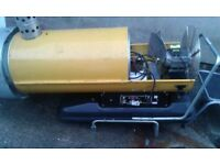 LIKE NEW !!! MASTER BV290 INDIRECT OIL HEATER 81 kw TANK 105 L Cpecial offer !!! RRP £ 1759