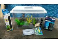 12L Fish Tank Starter Kit