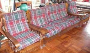 3 seater lounge with 2 lounge chairs Como Sutherland Area Preview