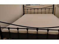 King Size Bed like new