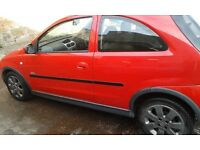RED EDITION CORSA 1.2 SXI. 11 MONTHS MOT AND GOOD SERVICE HISTORY. NICE AND TIDY INSIDE AND OUT.