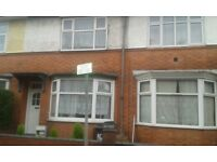 EN SUITE DOUBLE ROOM LEADING TO GARDEN, OFF GIPSY LANE LE4 6RS, £395PM ALL INC, SUIT EMPLOYED ONLY