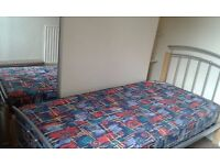 Superb single room available in a very spacious 4 bedroom spacious NON-SMOKING shared house
