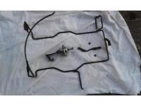 Vauxhall Zafira (A) or (B) spare wheel cage, fittings inc. wheel and tyre
