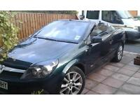 2006 Astra twintop convertible diesel 1. 9 cdti 150 bhp