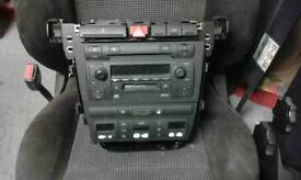 Audi a6 double din radio & cage