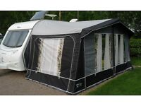 LEISUREWIZE APOLLO CARAVAN AWNING SIZE 850
