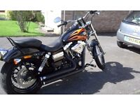 Harley Davidson Dyna Wide Glide.