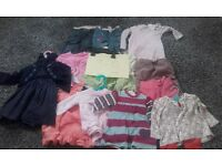 Bundle of girls clothes for sale £60 ONO