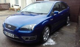 Ford focus st-3 07 plate