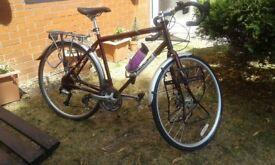 Roux Etape 250 - as new touring bike -. £250.
