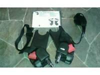 Baby Jogger Maxi-Cosi or Cybex car seat adaptors