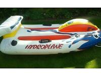 inflatable hydroplane