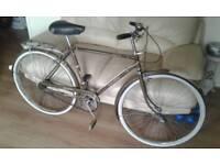 Raleigh Esquire 1977 retro road bike