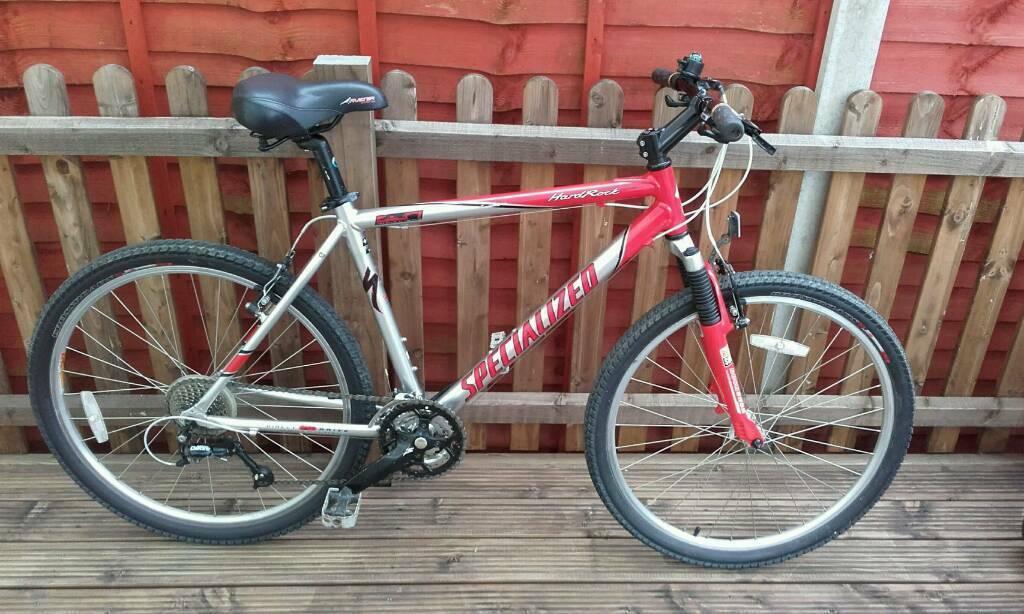 Specialized hardrock comp bike | in Bilborough, Nottinghamshire | Gumtree
