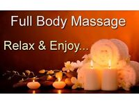 RELAXING FULL BODY MASSAGE in Victoria (SW1)
