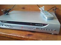 BUSH RECORDABLE / REWRITER DVD-CD, PICTURE DISC, VIDEOPLUS & S-VIDEO, CAMCORDER PLAYER MACHINE