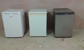 **UNDERCOUNTER FRIDGES**FROM £55**BARGAIN**MORE AVAILABLE**COLLECTION\DELIVERY**NO OFFERS**