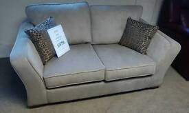 Katie small sofa now £479.00 to clear ex display