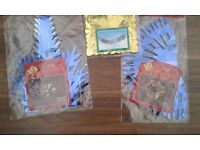 Christmas hanging foil decorations new