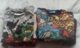 boys t shirts 5-6 50p each