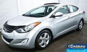2013 Hyundai Elantra GLS  JAMAIS ACCIDENTÉ  UN SEUL PROPRIO