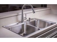Silver Sink For Sale