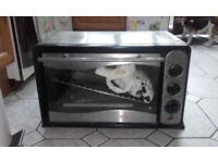 Free Rottisserie mini oven and grill