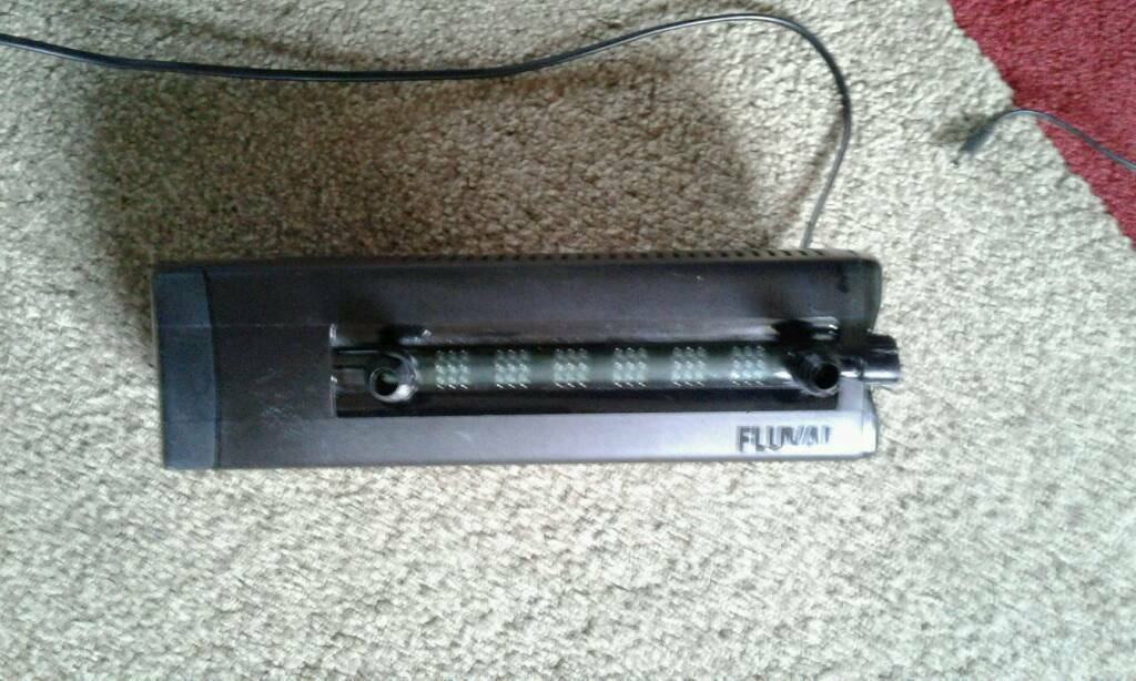 Fluval u4 fish tank filter