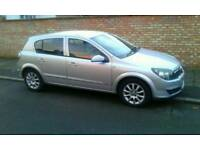VAUXHALL ASTRA ELITE 1.6 DRIVES GREAT LEATHER SEATS NEW MOT