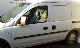 Vauxhall Combo Van 05 Reg Spares