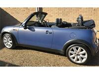 Mini Cooper Convertible (CAT C)