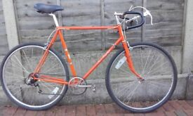 Elswick Hopper Tour Anglais steel road bike